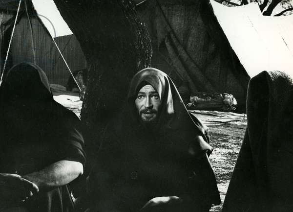 Irish actor Peter O Toole in the 1966 film The Bible directed by John Huston