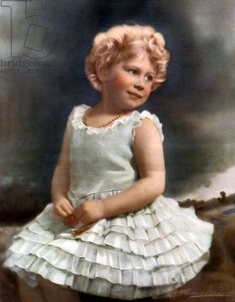 Princess Elizabeth of England