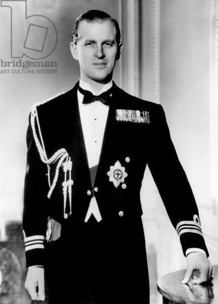 Prince Philip of Edinburgh