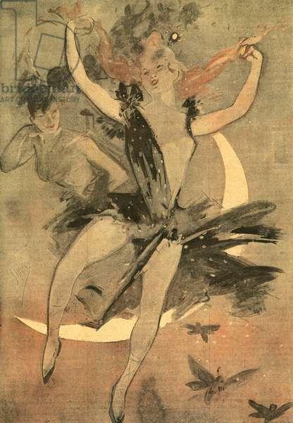 Lulu (Engraving, 1891)