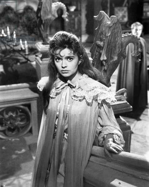 Les maitresses de Dracula    The brides of Dracula  de TerenceFisher   avec Yvonne Monlaur  1960