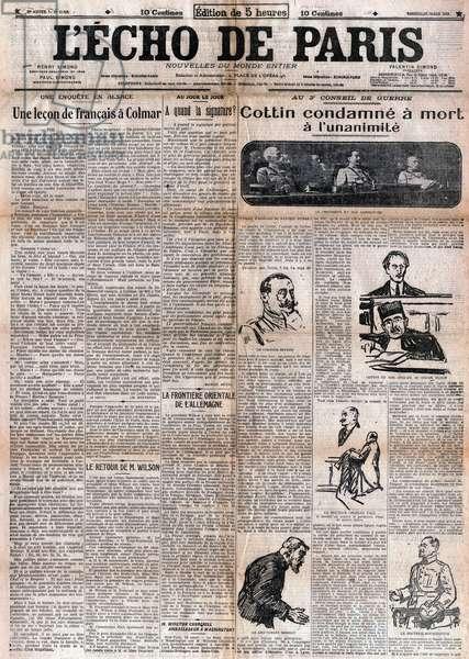 Proces de Cottin