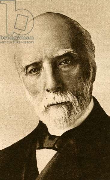 Charles de Freycinet 1828 1923 statesman and engineer francais