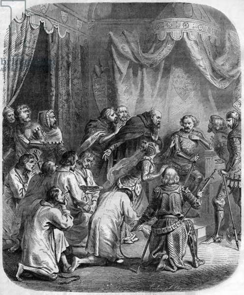 The Bourgeois of Calais