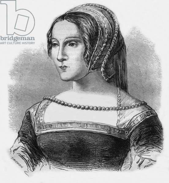 Ms. de Chateaubriand