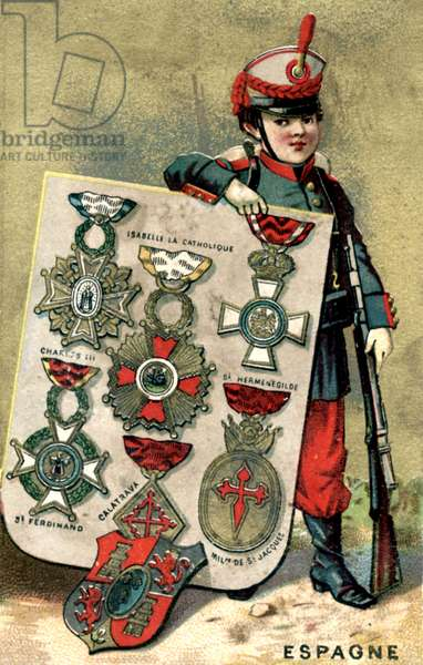 Medailles espagnoles