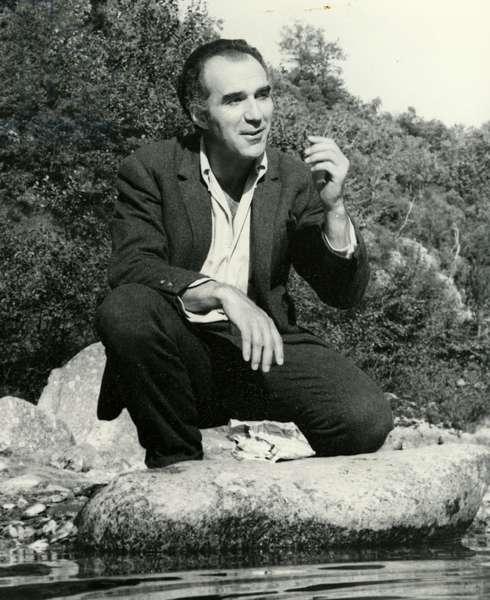 Michel Piccoli French actor did in 1925 in L homme de trop Film by Constantin Costa Gavras in 1966