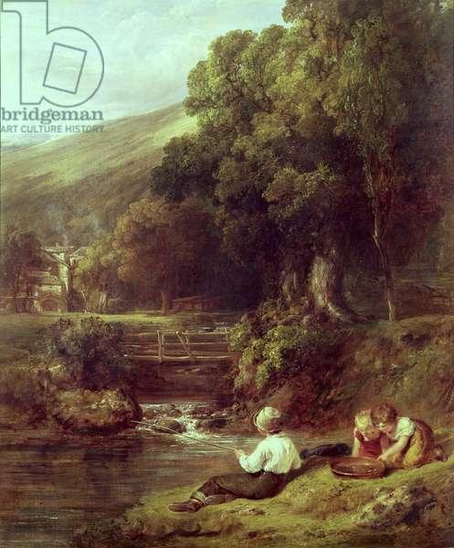 Borrowdale, c.1821 (oil on canvas)