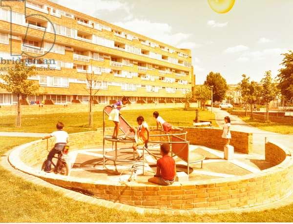 Gloucester Grove, Camberwell, 1978 (photo)