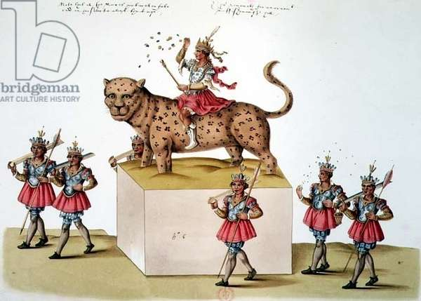 Fishmongers Pageant no. 6: The leopard