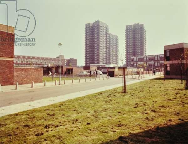 Tustin Estate, Camberwell, 1970 (photo)