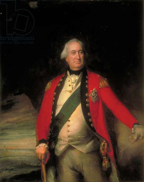 Charles, 2nd Earl and 1st Marquis Cornwallis, c.1795 (oil on canvas)