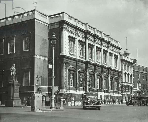 Banqueting Hall, Whitehall, Westminster LB, 1926 (b/w photo)