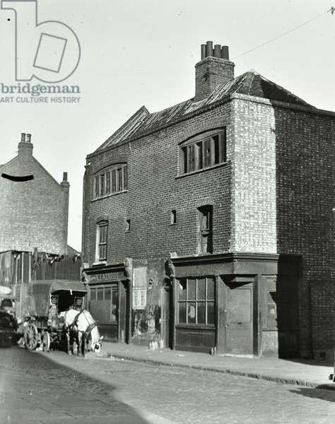 Hare Street, 1930 (b/w photo)