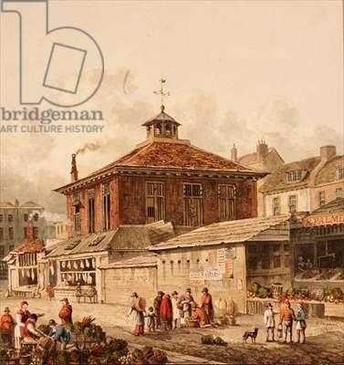 Clare Market, 1815