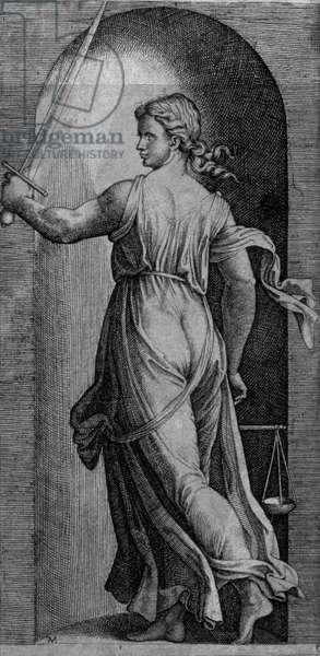 Justice (engraving)