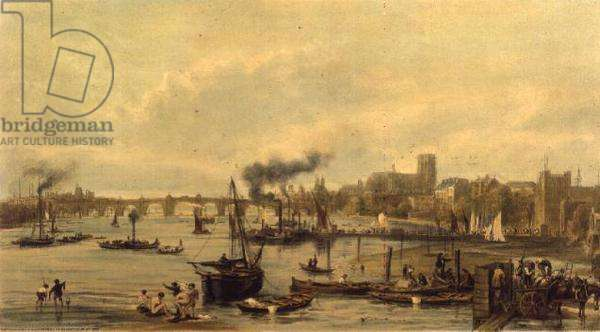 Westminster and Hungerford, 1841