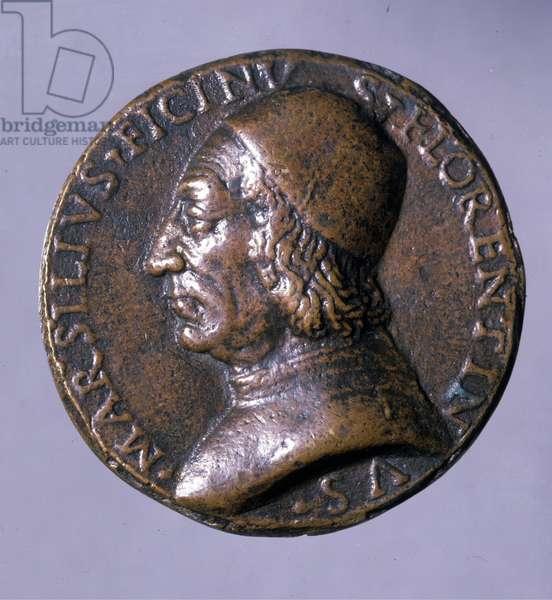 Marsilio Ficino, also known in French as Marsile Ficin (1433 - 1499) Italian philosopher and humanist.