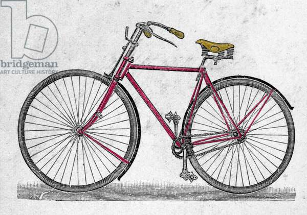 The pneumatic bicycle, the invention of rubber tyres by Englishman John Boyd Dunlop dates back to 1888.