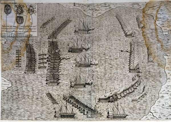 Battle of Lepante (Lepanto), 1571.