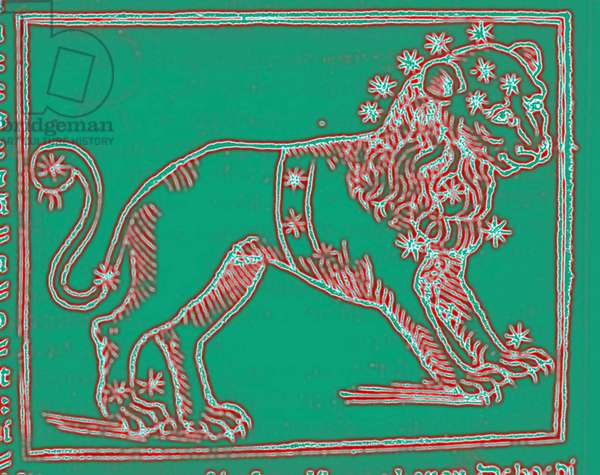Horoscope: the sign of the lion.