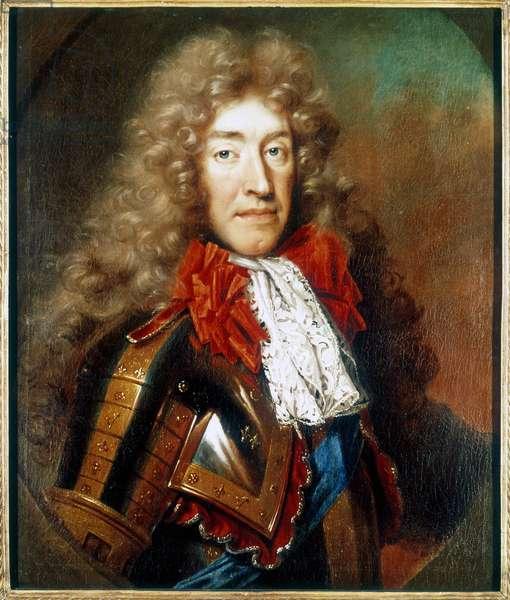 Portrait of James II of England (1633 - 1701) or James VII.