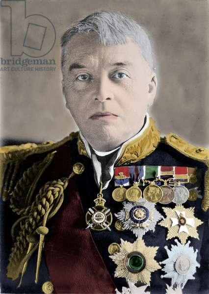 "Portrait of John Arbuthnot """" Jackie"""" Fisher (Baron Fisher) (1841-1920), British Admiral."