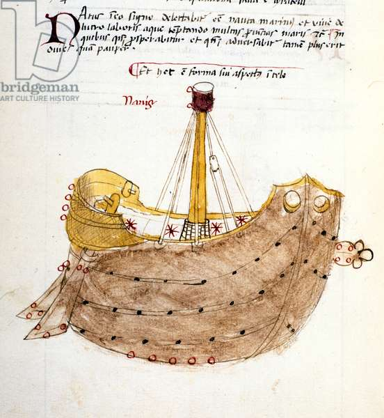 The Argo ship Jason used in the Argonauts. A constellation in the southern hemisphere bears his name. Astrological manuscript of Blasium of Parma, 14th century.