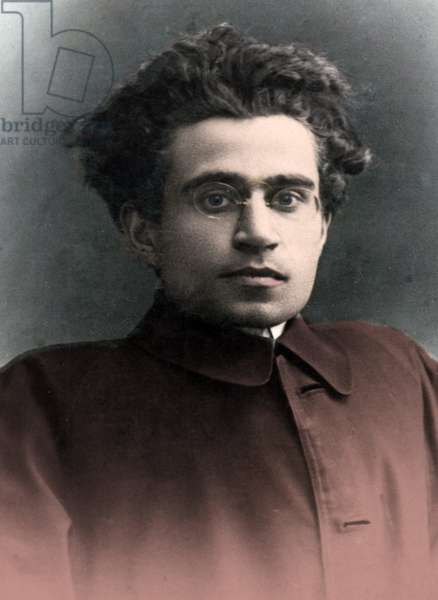 Portrait of Antonio Gramsci (1891-1937), Italian philosopher and politician. sd. 20th century. Photography.