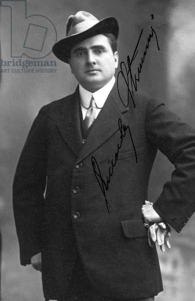 Riccardo Stracciari (1875-1955) Baritone Italian