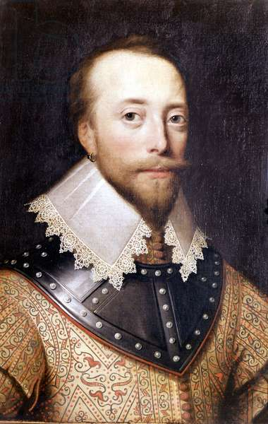 Portrait of Sir Martin Frobisher (1535 - 1594), English navigator.