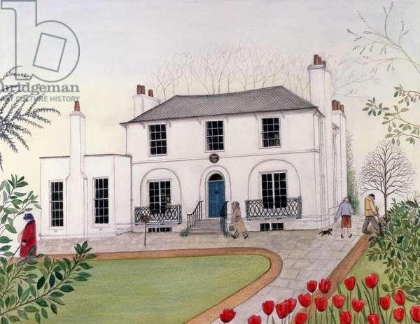 Keats' House, Hampstead