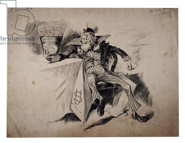 Uncle Sam (litho)