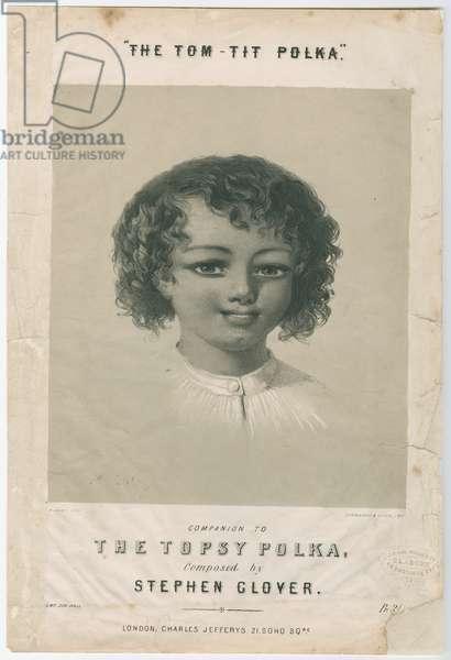 The Tom-Tit Polka, 1852 (litho)
