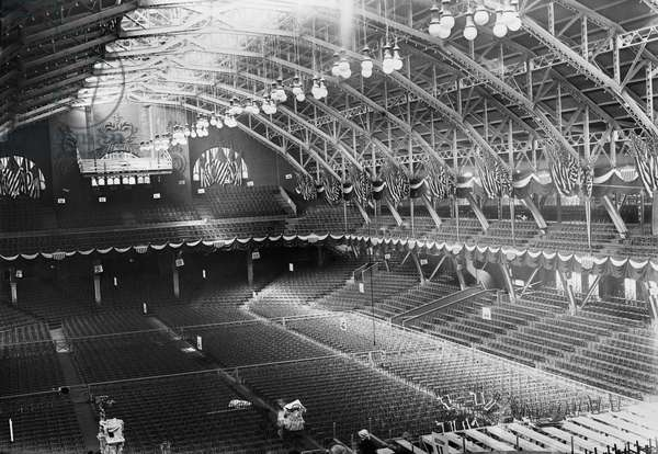 Republican National Convention, Chicago Coliseum, Chicago, Illinois, USA, Bain News Service, June 1912