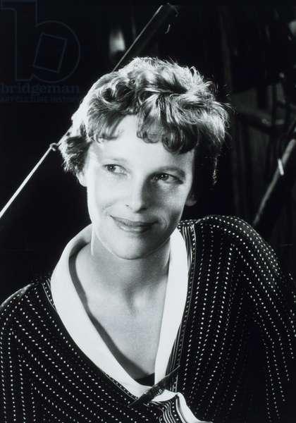 Amelia Earhart, Portrait, 1932