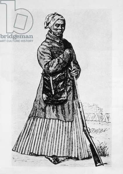 Harriet Tubman (1820-1913), American Abolitionist