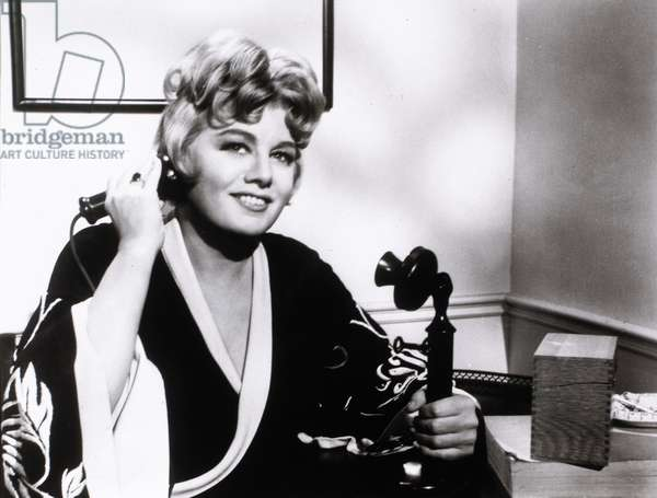 Shelley Winters, Publicity Portrait for the Film 'A House is not a Home', 1964 (b/w photo)
