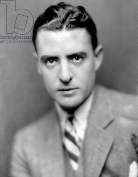 John Gilbert, Portrait, circa early 1920's
