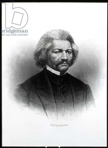 Frederick Douglass (1817-1895), Abolitionist, Portrait