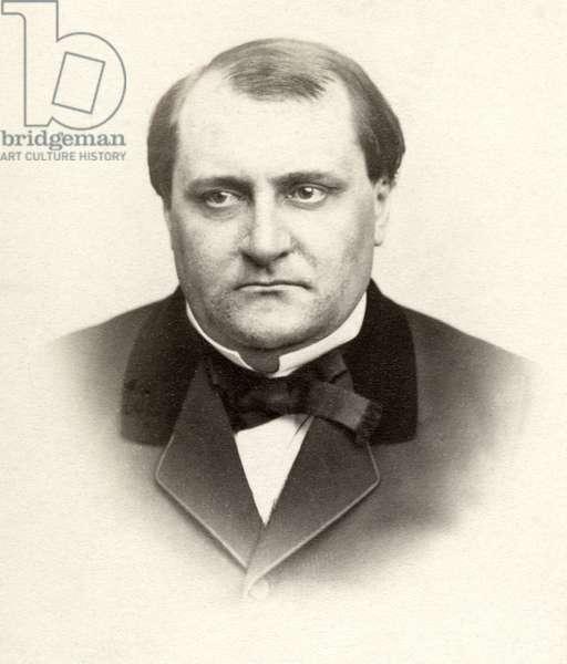 Napoleon Joseph Charles Paul Bonaparte (1822 - 1891), son of Jerome Bonaparte and French Politician, Portrait, c.1860