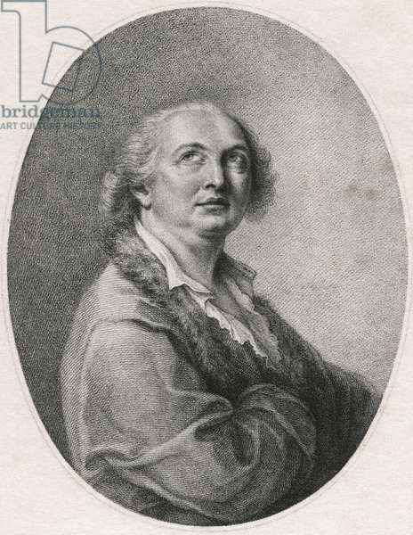 "Count Alessandro di Cagliostro (1743-1795), Book Illustration from ""Cagliostro, The Splendour and Misery of A Master of Magic"", Chapman and Hall LTD, W.R.H. Trowbridge, 1910"