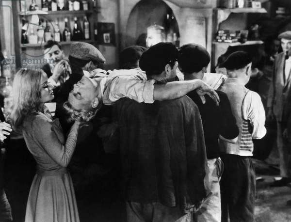 L'Eternel retour (Love Eternal), directed Jean Delannoy, 1943 (film still)