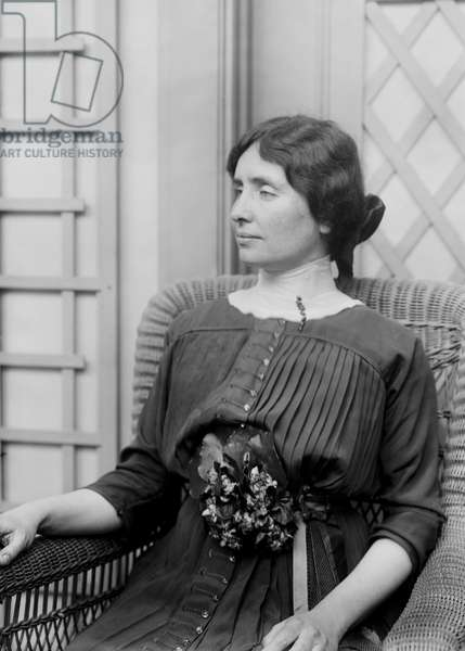 Helen Keller, Portrait, Bain News Service, circa 1913