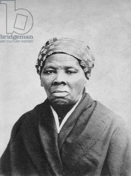 Harriet Tubman (1820-1913),  American Abolitionist, Portrait, Circa 1885