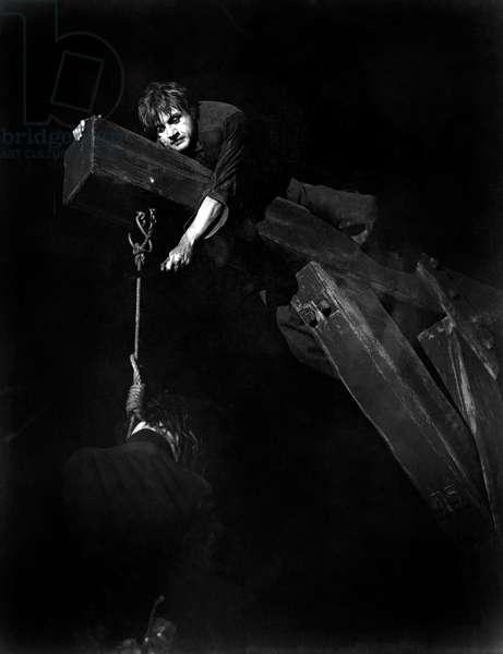 "Dwight Frye, on-set of the Film, ""Frankenstein"", 1931"