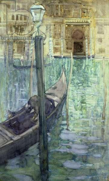 Venice (w/c on paper)