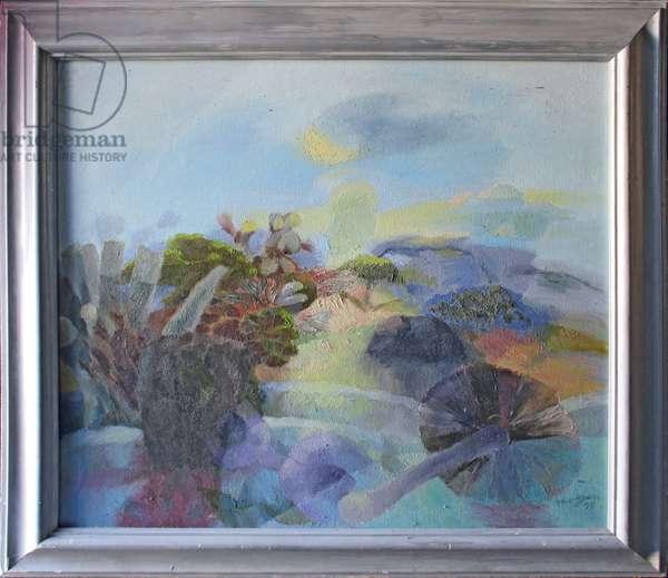Midsummer's Eve, 1999 (oil on canvas)