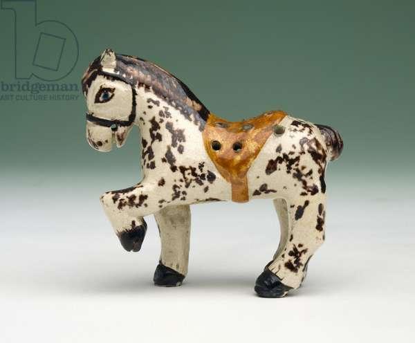 Figurine of a horse (ceramic)