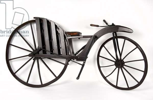 Bicycle (photo)